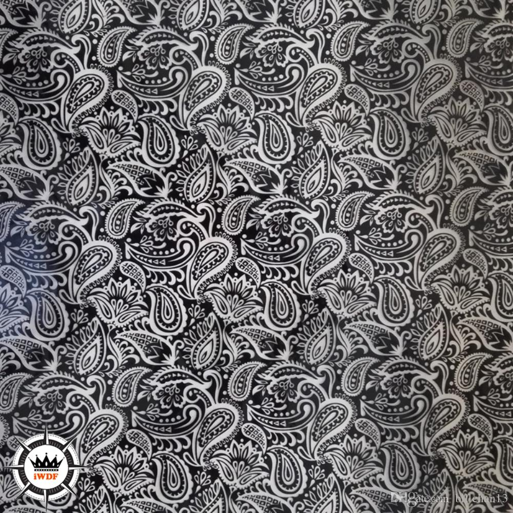 Free shipping!2M length hydro dipping film Width 0 5M cool Flower  hydrographic film water transfer printing film WDF003
