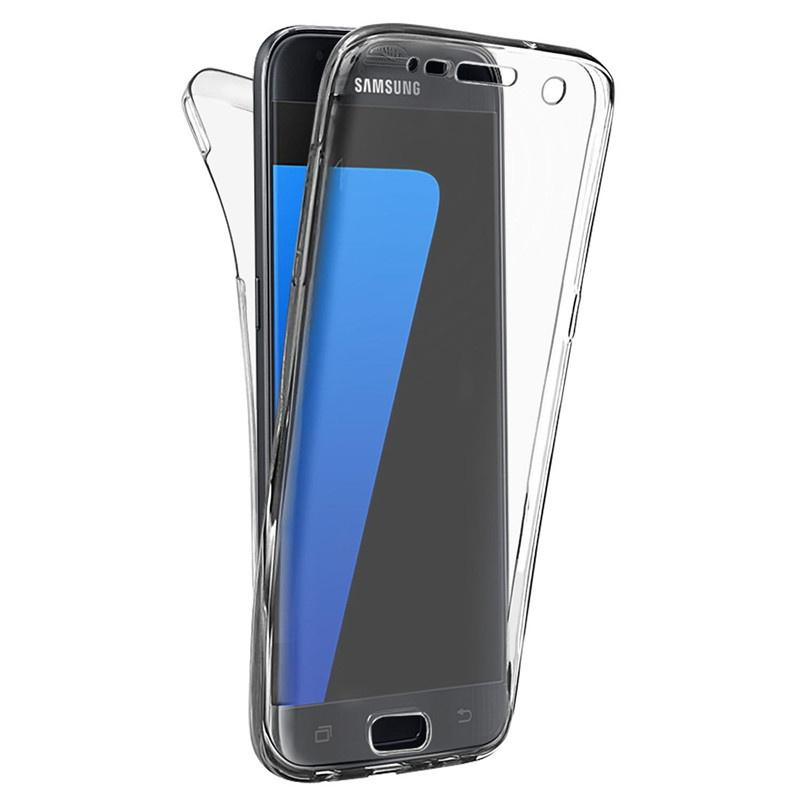 online retailer f0a78 a2cbe 360 Degree Full Gradient Color Protective Soft TPU Case Cover for Samsung  Galaxy S6 S6edge S6edgeplus S7 S7edge S8 S8Plus S9 S9Plus Not5 E34