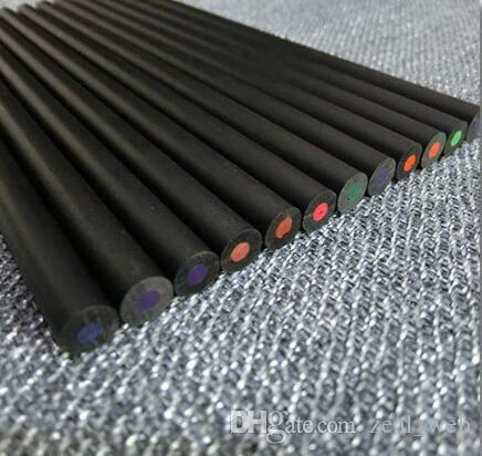 DHL Writing Supplies Crayon de couleur ensemble Coloriage Peinture Crayon de Couleur Enfants École Cadeau Mignon Dessin Crayon Pour Enfants