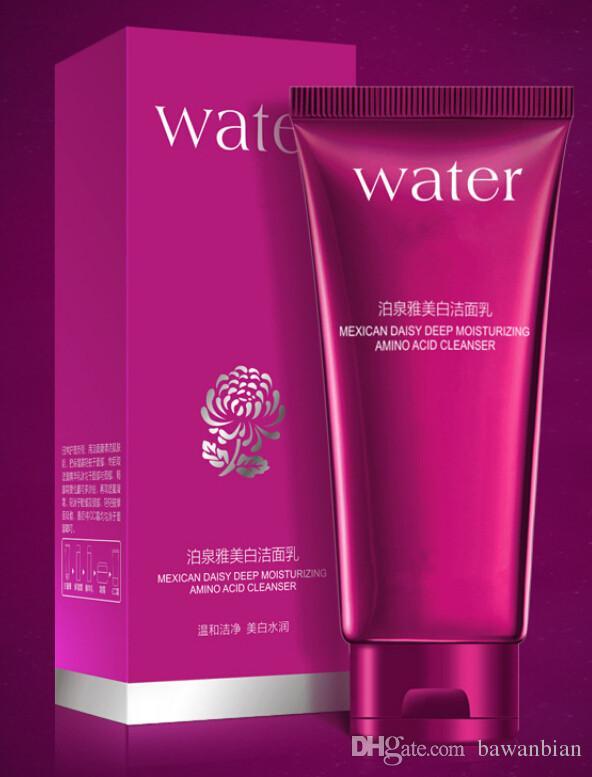 Ölkontrolle-Reiniger-natürliche und befeuchtende Poren milde feuchte schwarze Chrysantheme = 1 Los FREIES VERSCHIFFEN
