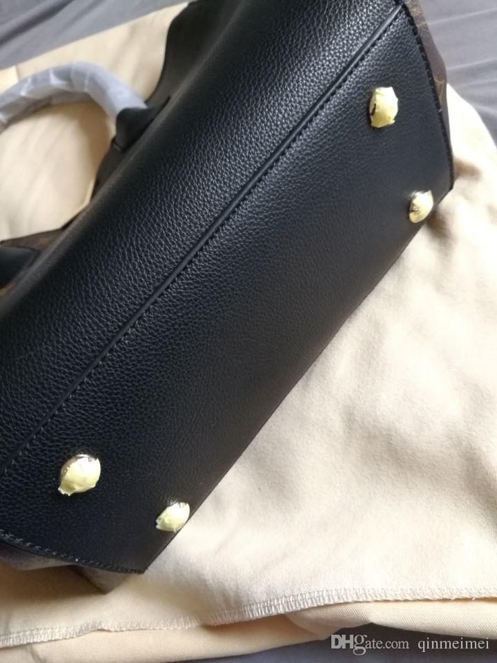 Бесплатная Доставка Женщины Tote Bag Высокое Качество Мода 100% Натуральная Кожа Кимоно Женская Сумка Thinme Bash Марка Марка Кошелек 40460