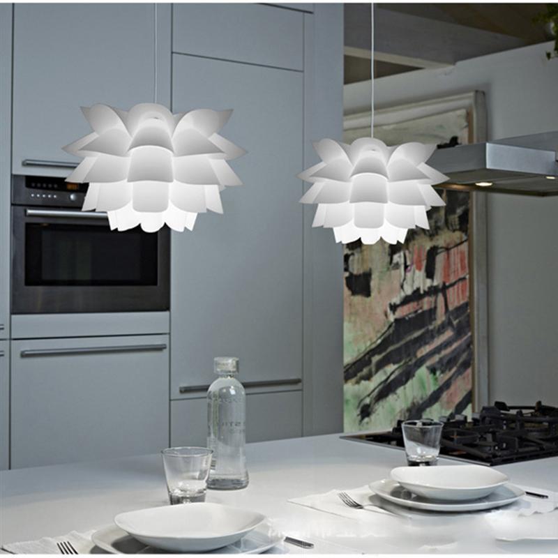 Acquista Moderne Plafoniere A LED Soggiorno Lampadario Illuminazione ...