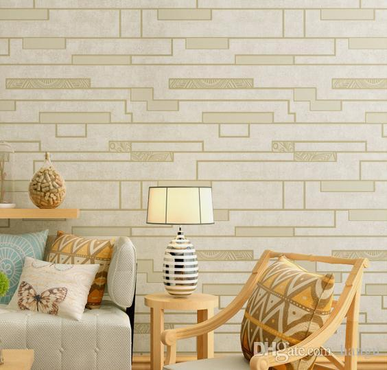 3d Embossed Stone Tv Sofa Background Wallpaper Pvc Brick Wall