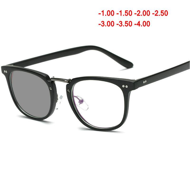4bc0b0e2d9 2019 Vintage Photochromic Men Fashion Optical Glasses Vintage Optical  Classic Clear Lens Transparent Myopia Mens Glasses Frame NX From Cupwater