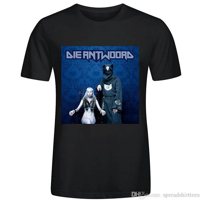 Compre Novedad De Hip Hop Camisetas Ropa De Marca O Neck Men Die Antwoord  Camisetas De Manga Corta De Algodón A  12.7 Del Jikai04  d50f7f71cd1