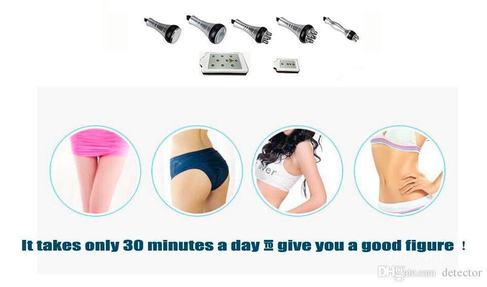 Alta qualità 40k liposuzione ad ultrasuoni cavitazione 8 pads LLLT lipo macchina laser dimagrante vuoto RF cura della pelle salone Spa uso dell'attrezzatura