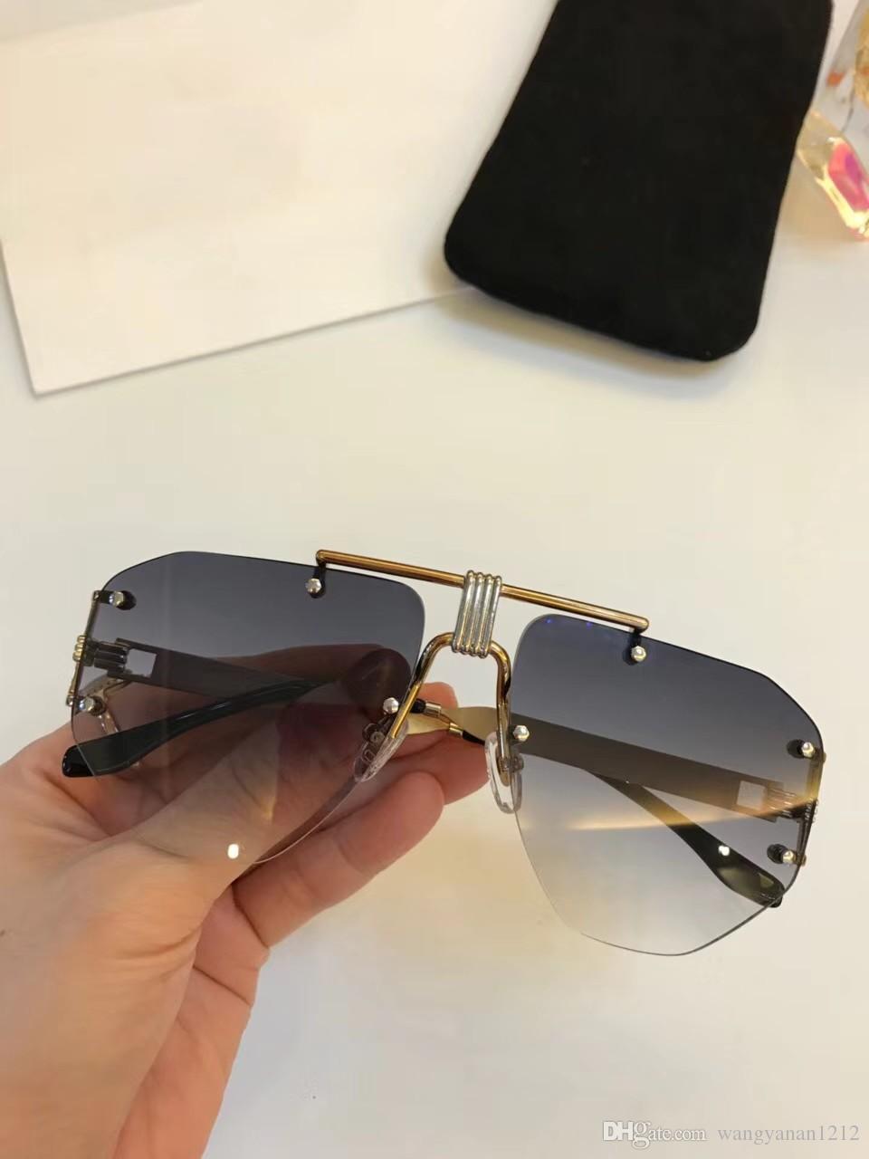 58b85191d7 New Fashion Women Brand Designer Sunglasses CL40039 Cat Eye Sunglasses  Fashion Show Design Summer Style With Original Case Glasses For Men Mens  Eyeglasses ...