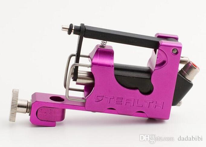 جديد وصول آلة الوشم الكهربائية سبيكة الشبح 2.0 الروتاري آلة الوشم الأخضر ماكياج الدائم آلة اينر شادر التموين