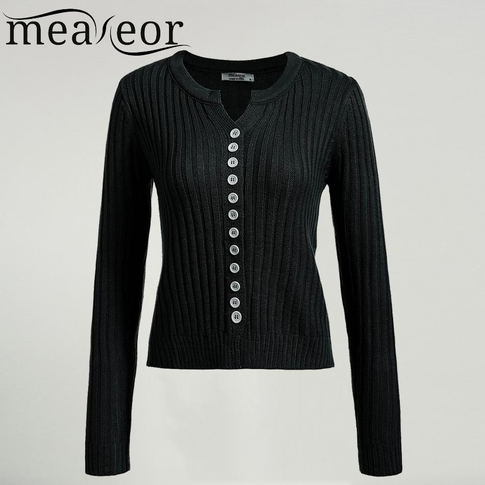 1563e2ec62 Meaneor Women Button Down Slim Kintted Cardigan Casual Long Sleeve Soft  Sweaters 2017 Spring Autumn Female Cardigans Cardigan Casual Female Cardigan  Soft ...