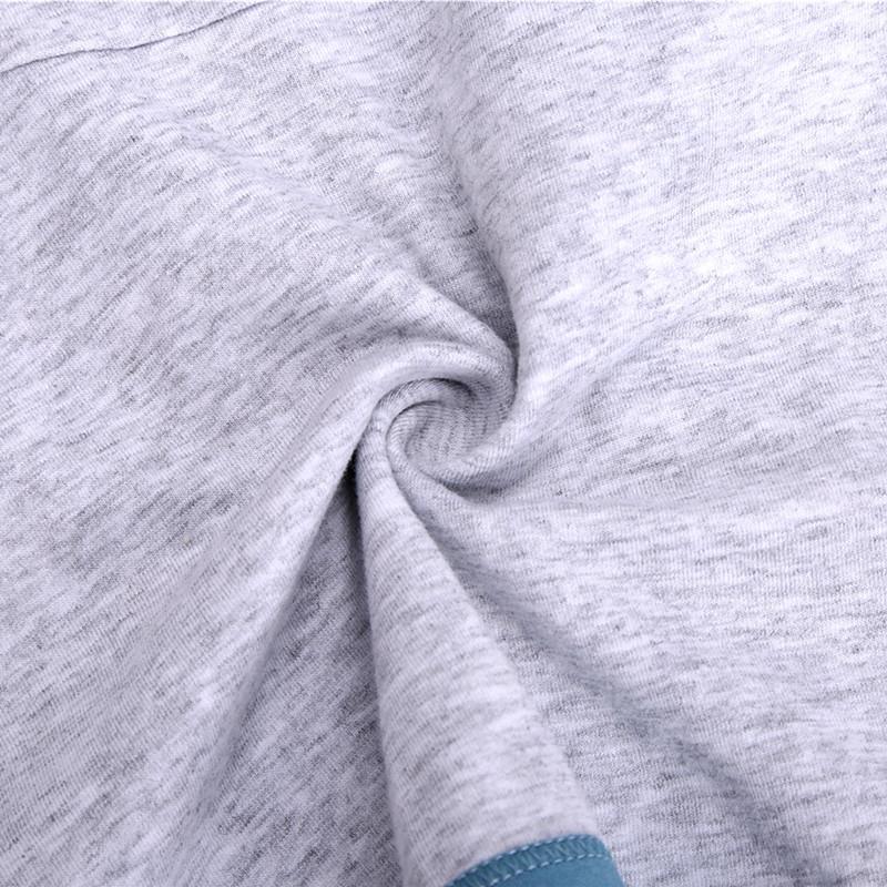 5 Peças / lote Mulheres Algodão Breve Underwear Carta Mid-cintura Calcinhas Cueca Anti-Bacteriana Respirável Das Senhoras Da Menina