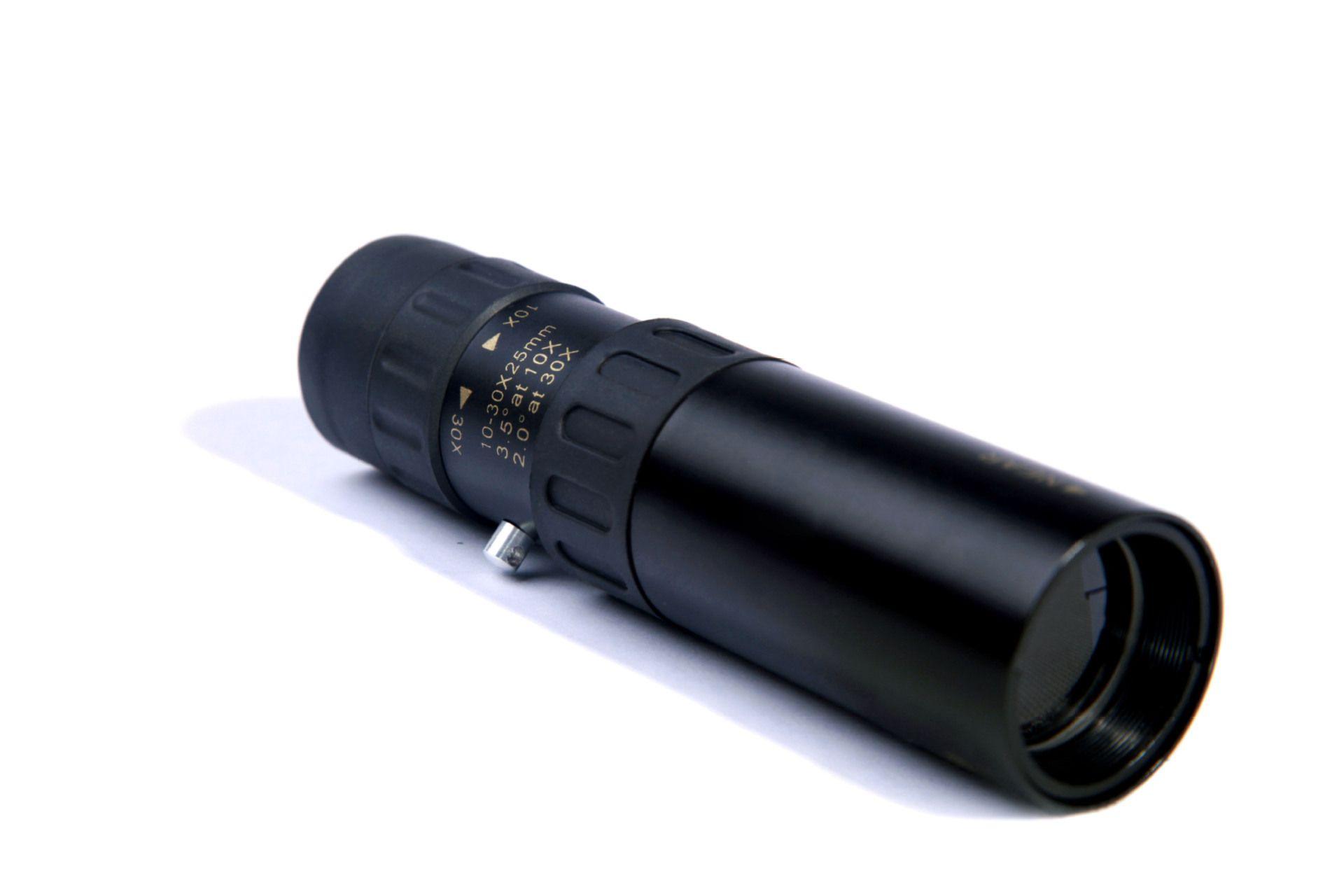 Original binoculars 10-30x25 Zoom Monocular high quality Telescope Cameras Pocket Binoculo Hunting Optical Prism Scope no tripod
