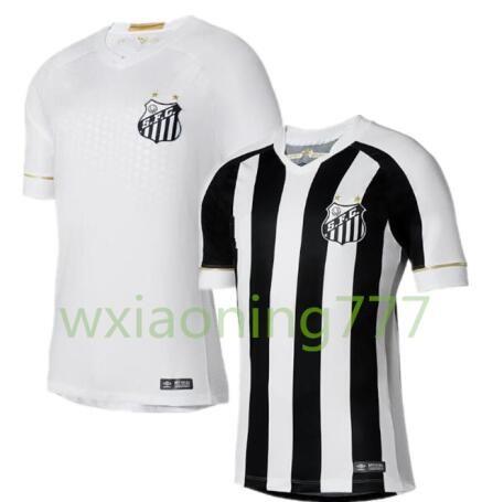 2019 2018 2019 Santos FC Soccer Jersey 18 19 Santos Home Away Gabriel  RODRYGO DODO RENATO SASHA Football Shirts From Wxiaoning777 f5d0cc178f92b