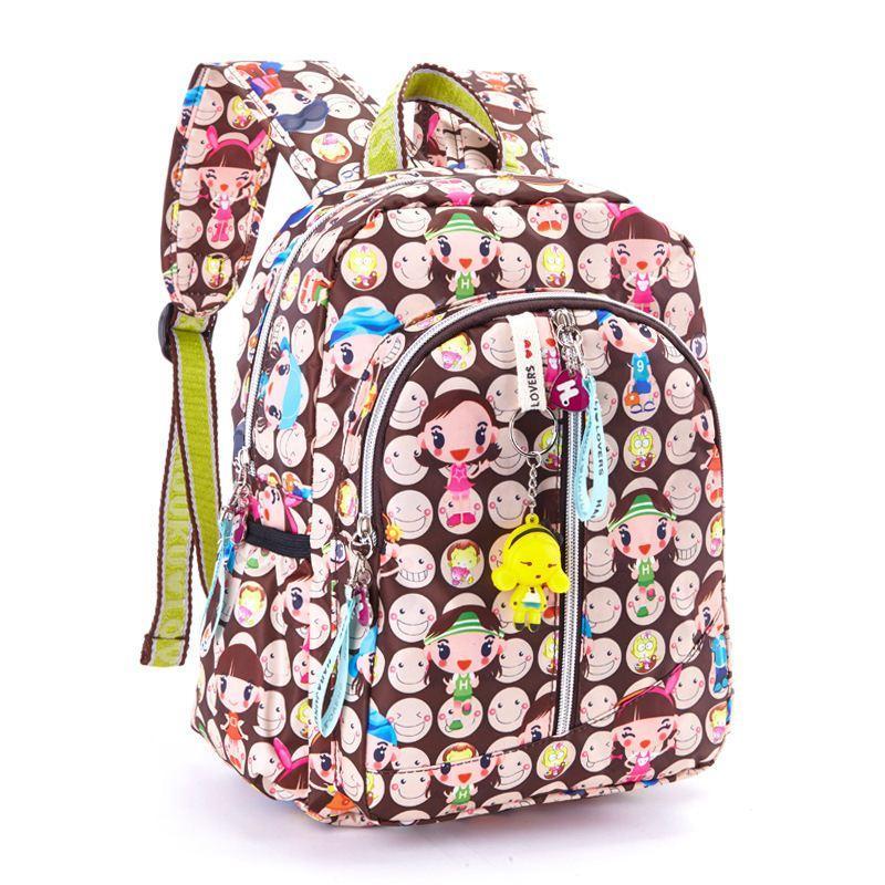 1487c1a7e21c Longmiao New Cute Emoji Cartoon Design Backpack Kids Schoolbag Children S  Gifts Kindergarten Boy Girl Camouflage Student Bags Designer Backpacks  College ...