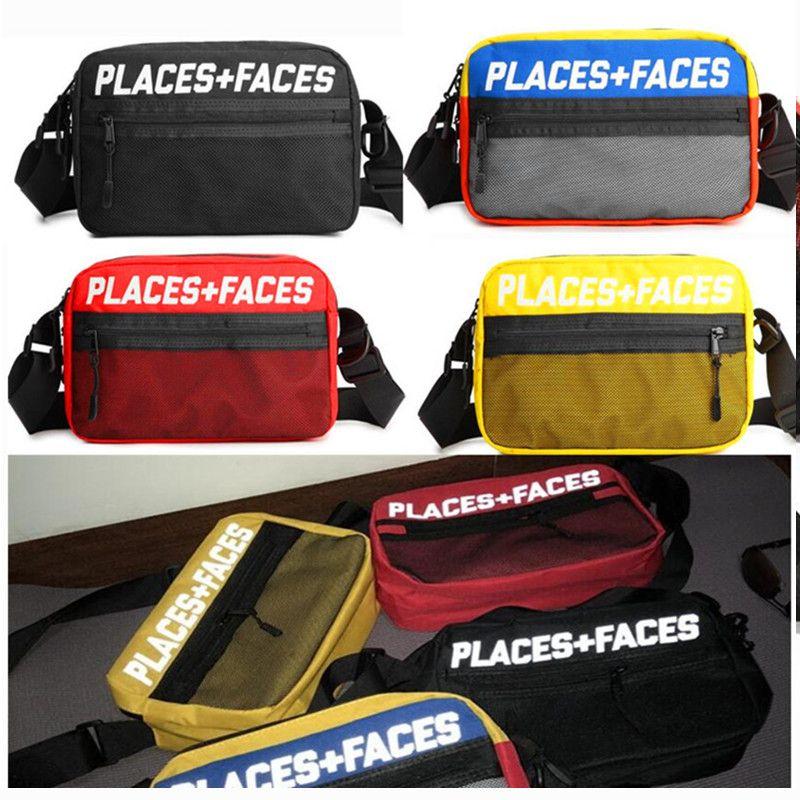 2039ca7fe716 PLACES+FACES Waist Bag Reflective Skateboards Lovers Bag Attractive P+F  Casual Messenger Bags Shoulder Bag Mobile Phone Bags Waist Bag Reflective  ...