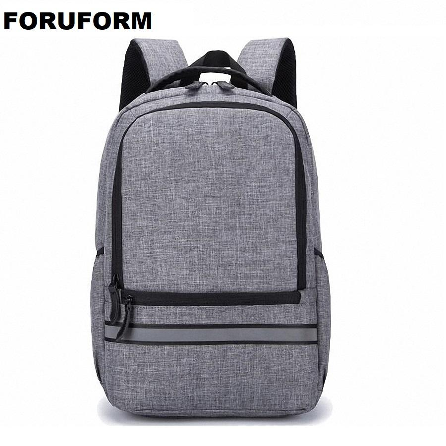 984c0374a74b Waterproof Oxford Laptop Backpack Business Casual Men's BackpacFor Teenage  Girl Travel Backpack Women Male School Bag LI-2221