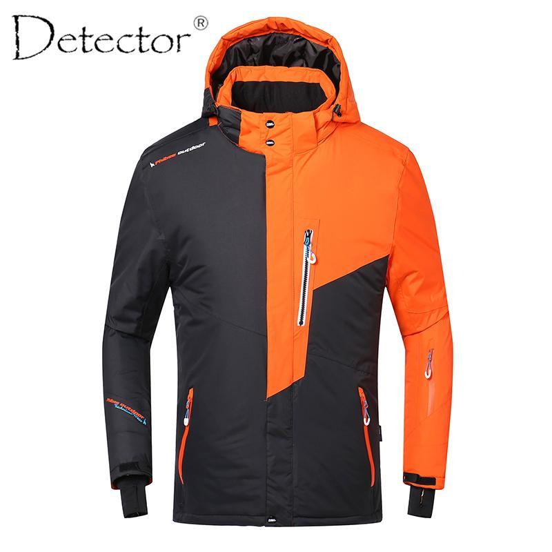 2018 Wholesale Detector Kids Boy Skiing Jacket Waterproof ...