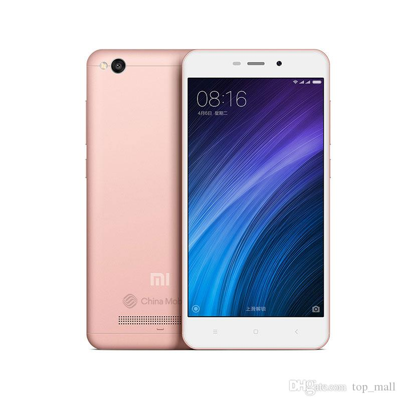 Global Version Original Xiaomi Redmi 4A Mobile Phone Snapdragon 425 Quad Core CPU 2GB RAM 16GB ROM 13.0MP Camera 3120mAh Battery