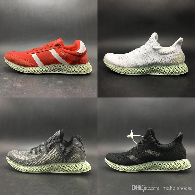 d3a7c4256f3e Without Box Brand New AlphaEdge 4D Runner Futurecraft LTD Print Technology  Running Shoes Designer Sport Sneaker Grey Black White Red Ladies Running  Shoes ...