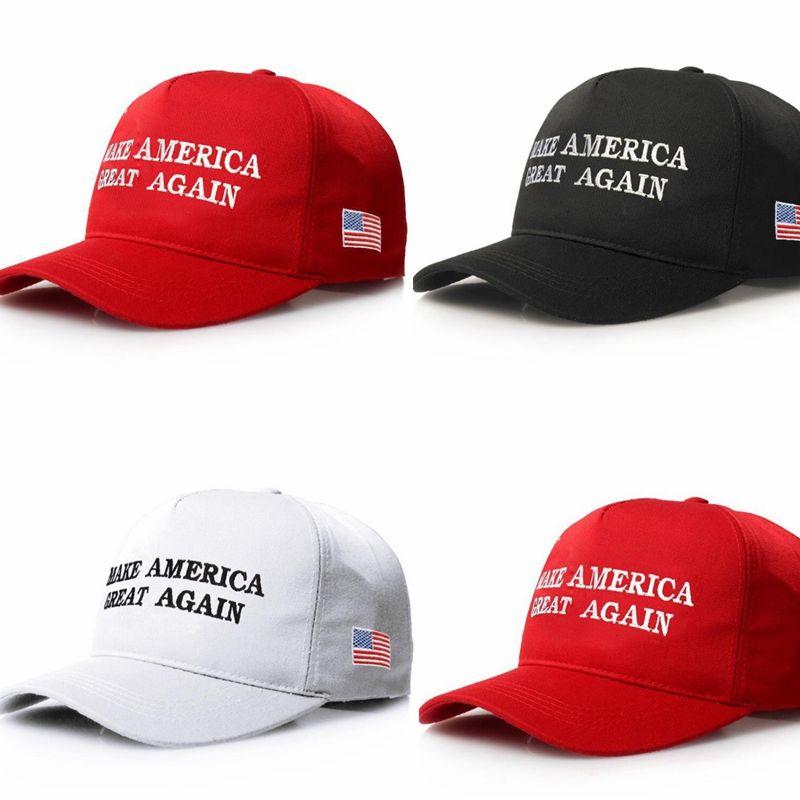 f9c6436e2c6 Make America Great Again USA Flag Embroidery Hat Donald Trump Republican  Snapback Sports Hats Baseball Caps Men Women Caps Make America Great Again  USA Flag ...