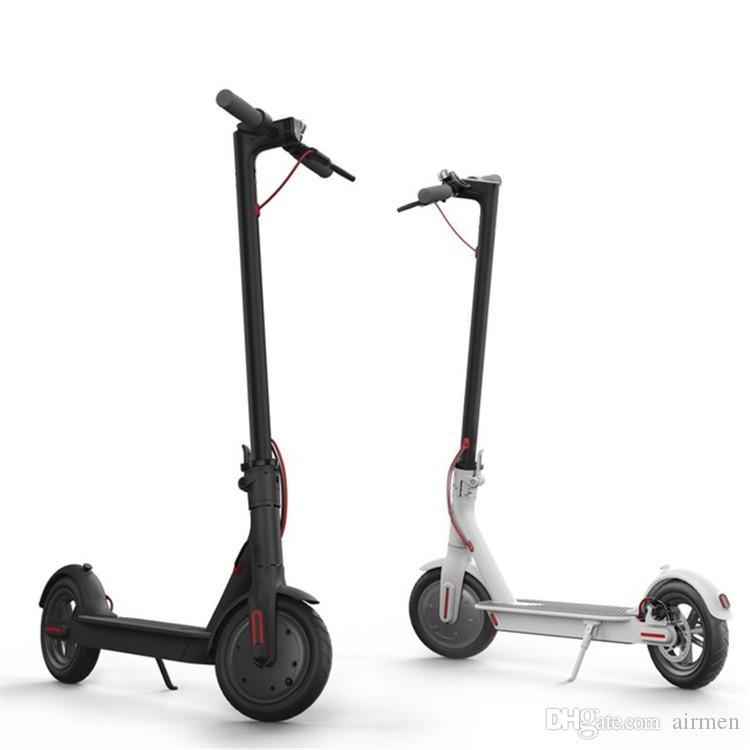 Rollschuhe, Skateboards Und Roller Das Beste Smart Tempomat Licht Gewicht Städtischen Straße Kick Elektrische Roller