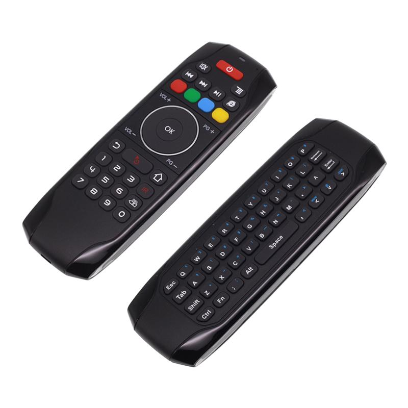 [100pcs/lot] G7 2.4G Mini Wireless Keyboard Gyroscope Air Mouse for Android TV Box, Mini PC, Laptops, Gaming Keyboard