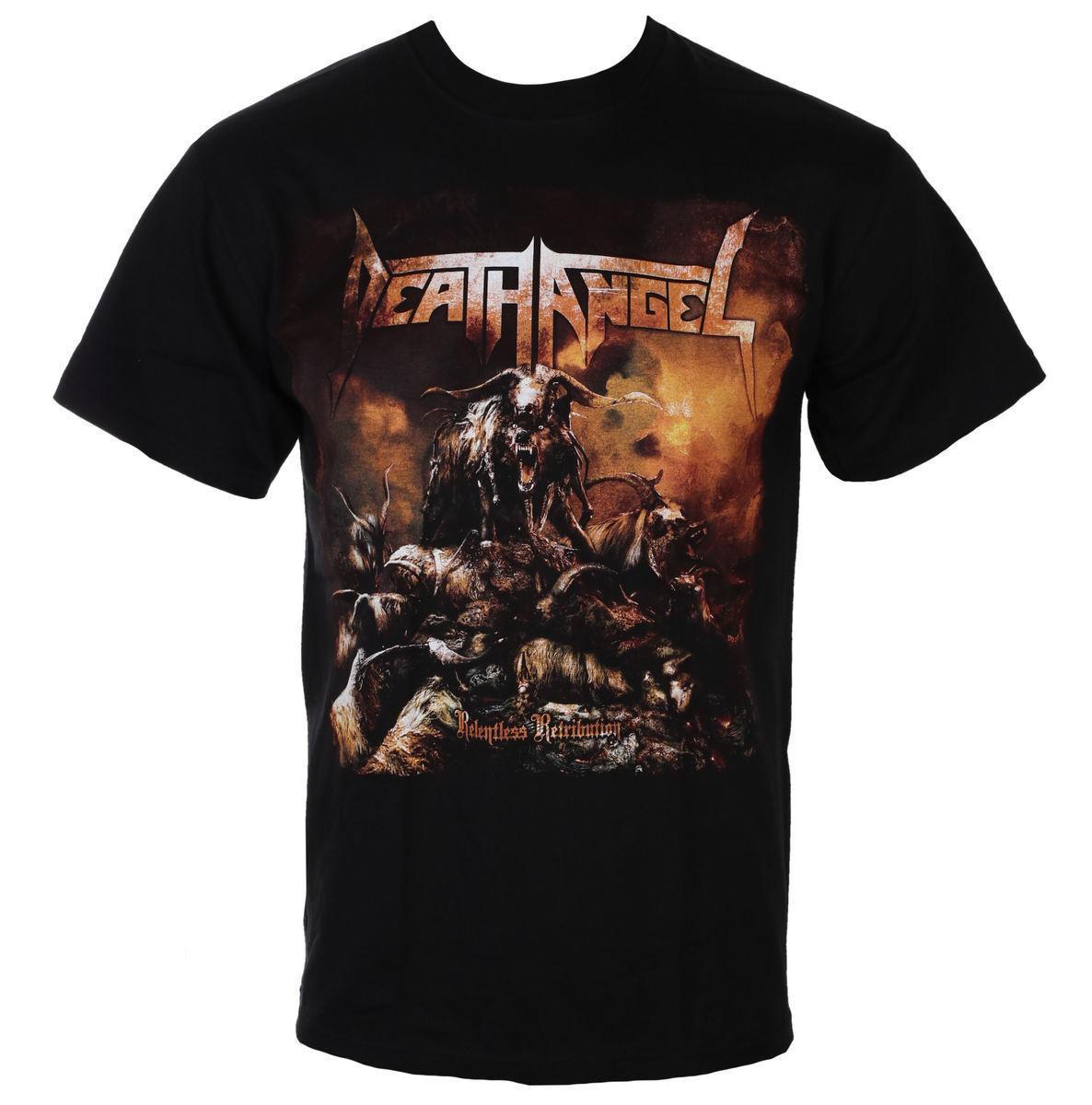 7b01922054bf Herren T Shirt Metal Death Angel Relentless ART WORX Größe XXL Tee T ...