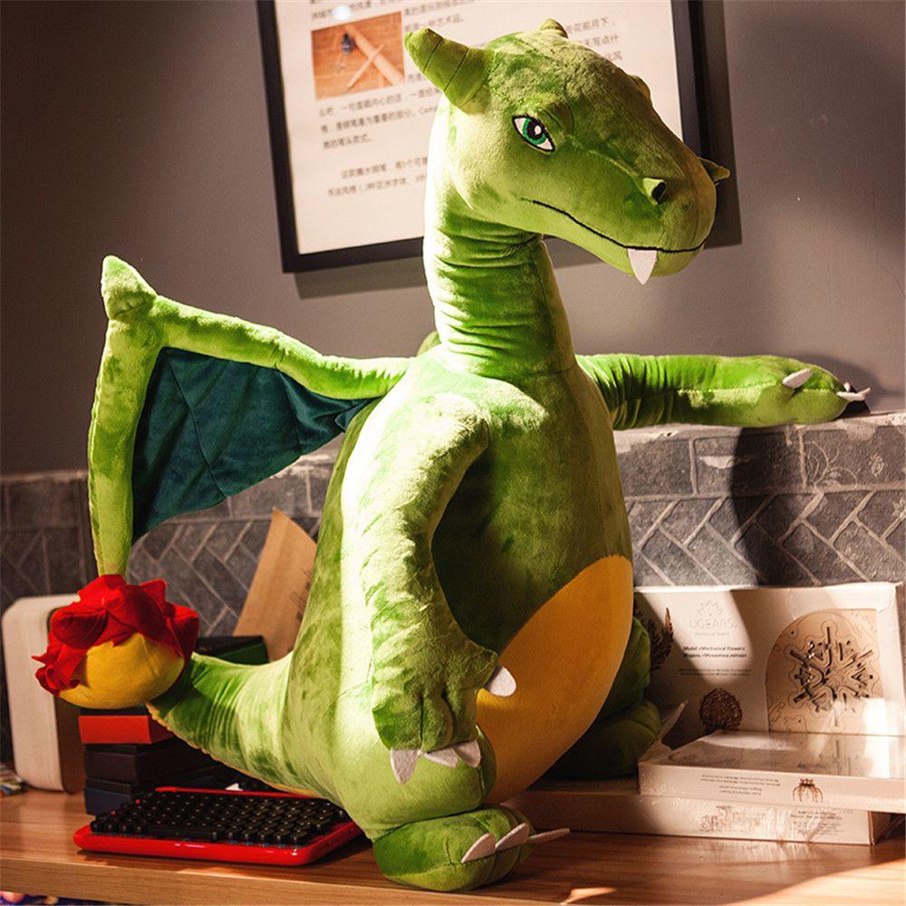 2019 Pop Big Plush Tyrannosaurus Rex Dinosaur Toys Stuffed Modelling
