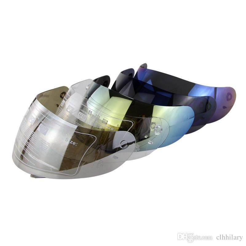 Full Face Shield Visor Windschutzscheibe Anti-Scratch Ersatzbrille Visier für K3 K4 Motorrad Helm