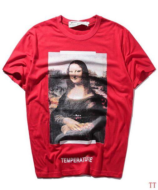 Fashion New 2018 Seeing Things T Shirt Temperature Men Print Summer