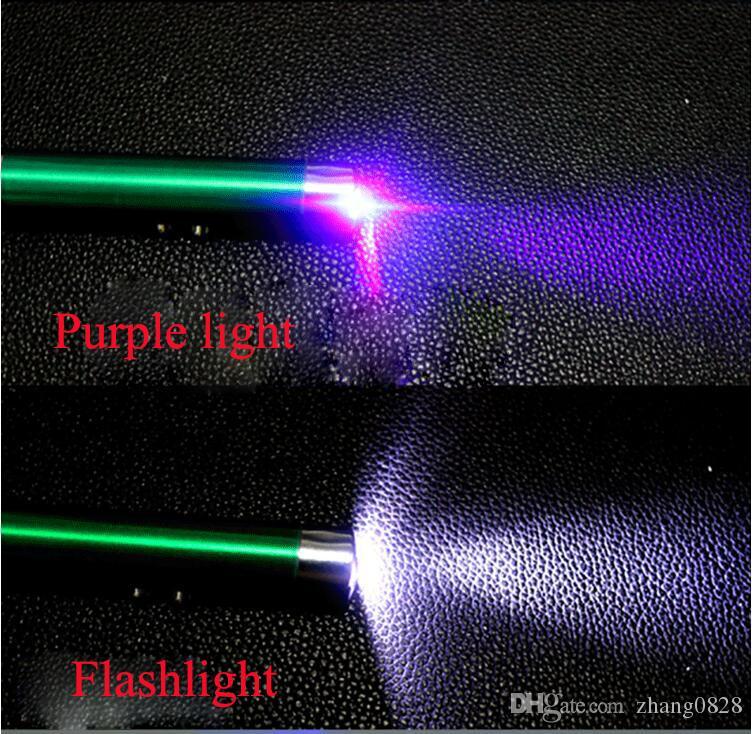 Cat Toys Laser Beam for Teasing Cat Pointer Lazer Presentation Pen LED Flashlights 3in1 Tool Wholesale
