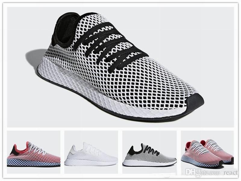 Detalles de Adidas Originals Deerupt Corredor W Zapatillas de Mujer Zapatos Mujer Running