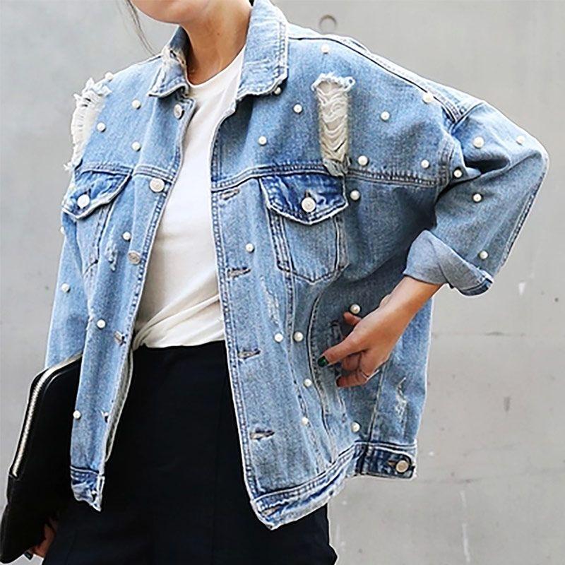 Ladies Beaded Jackets