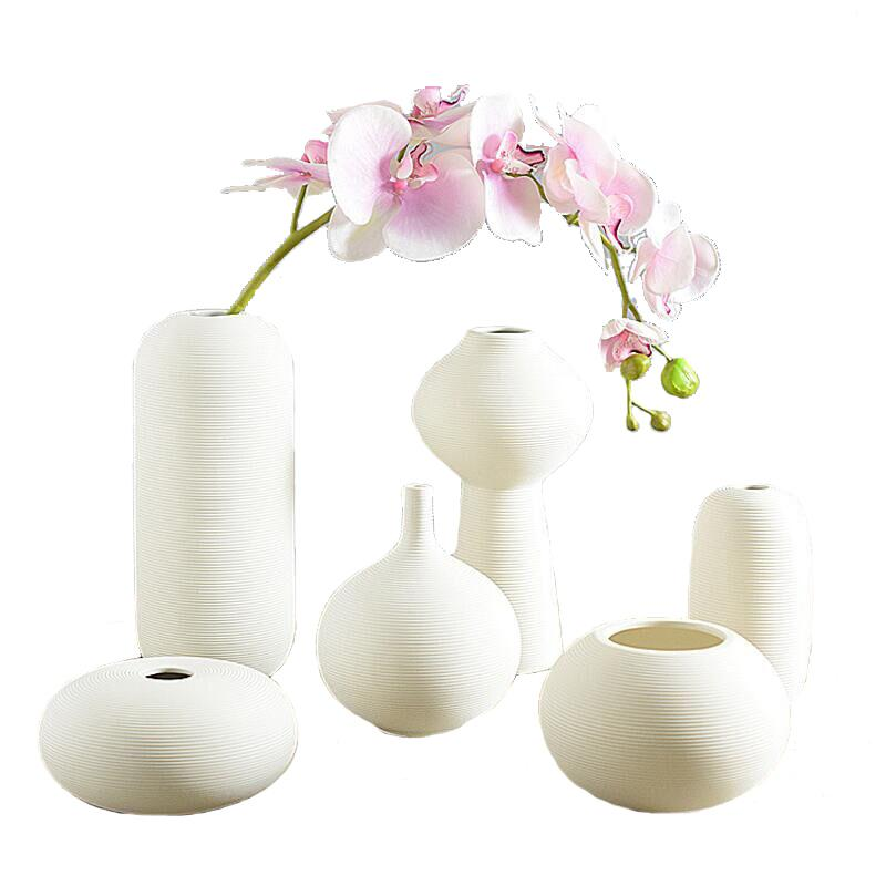 Ceramic Vase Flower Vase For Home Furnishing Model Room Decor Style Classy Cheap Decorative Vases And Bowls