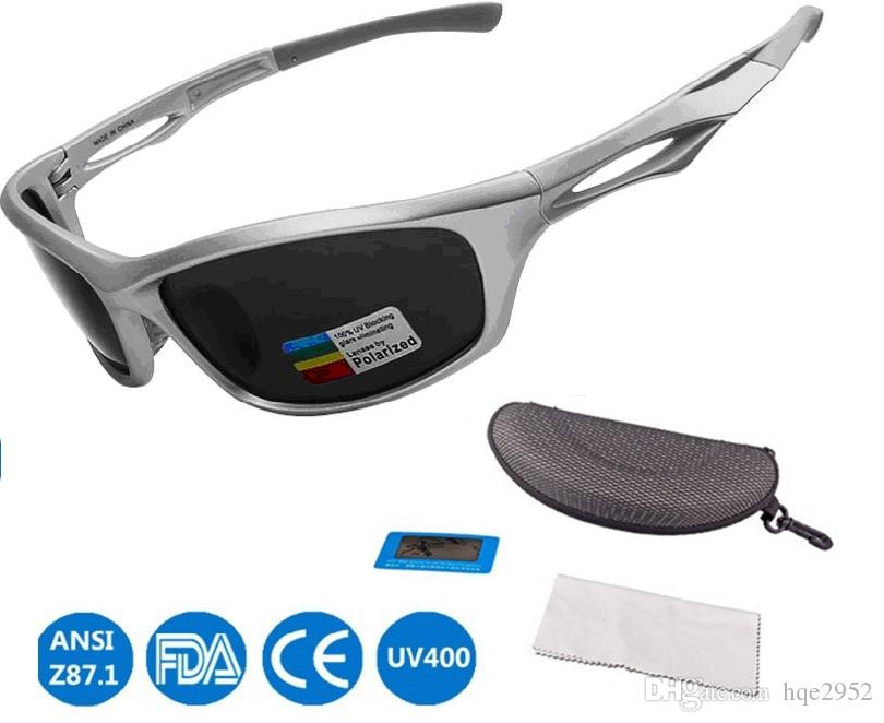 768c6b40cf5 Super Light Eyewear Polarized Sports Sunglasses P929 For Men Women Baseball Running  Cycling Fishing Golf Tr90 Durable Frame With Case Mens Eyeglasses Sport ...