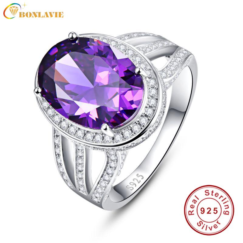 Reliable 925 Sterling Silver Ring Antique Rose Cut Victorian Diamond Real Amethyst Ring Fine Rings Fine Jewelry