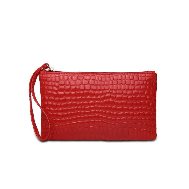 Neue Ankunft Niedriger Preis Abendhandtaschen Mini Klassische Stein Muster Handtasche Handytasche Weibliche Kupplungen