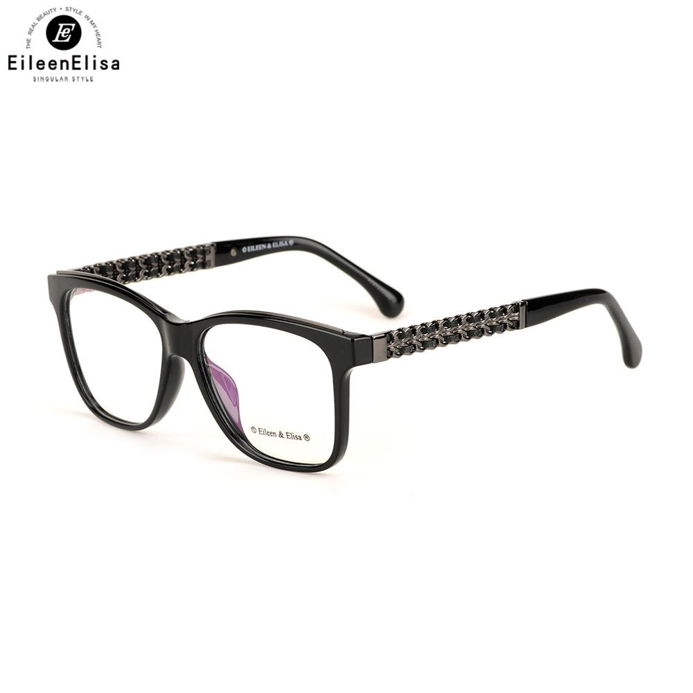 13a46678902 EE Fashion Eyeglasses Frame Women Optical Eye Glasses Frame Brand ...