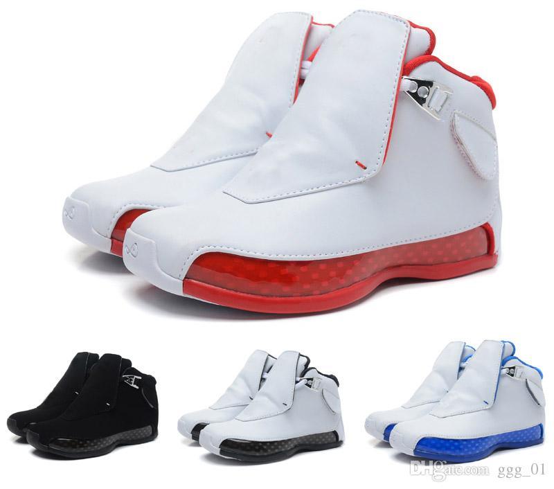 online store d0851 19ef5 Acheter 2018 Mode Air De Haute Qualité 18 Chaussures De Basket Ball Pour  Hommes Sport Formation XVIII Chaussures De Sport Basket Chaussures De  Basket Ball ...