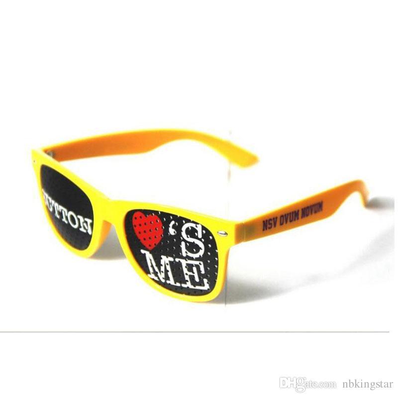 High Quality Anti Myopia Pinhole Glasses Pin Hole