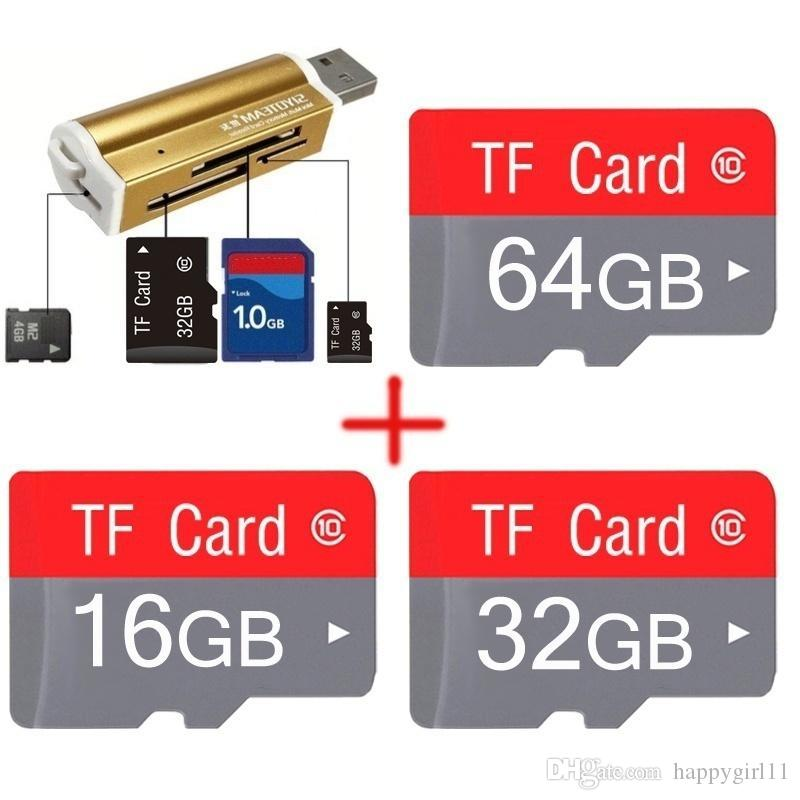 New Tf Card 128gb 64gb Micro Sd Card Category 10 Fast Tfflash Micro Sd Memory Cards To The Card Adapter Mobile 115