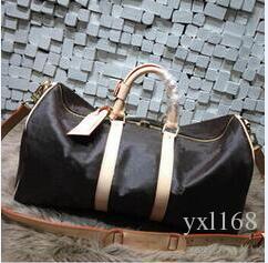 Luxury Men women bag School Bags PU leather Fashion Famous designers women travel bag duffel laptop bag