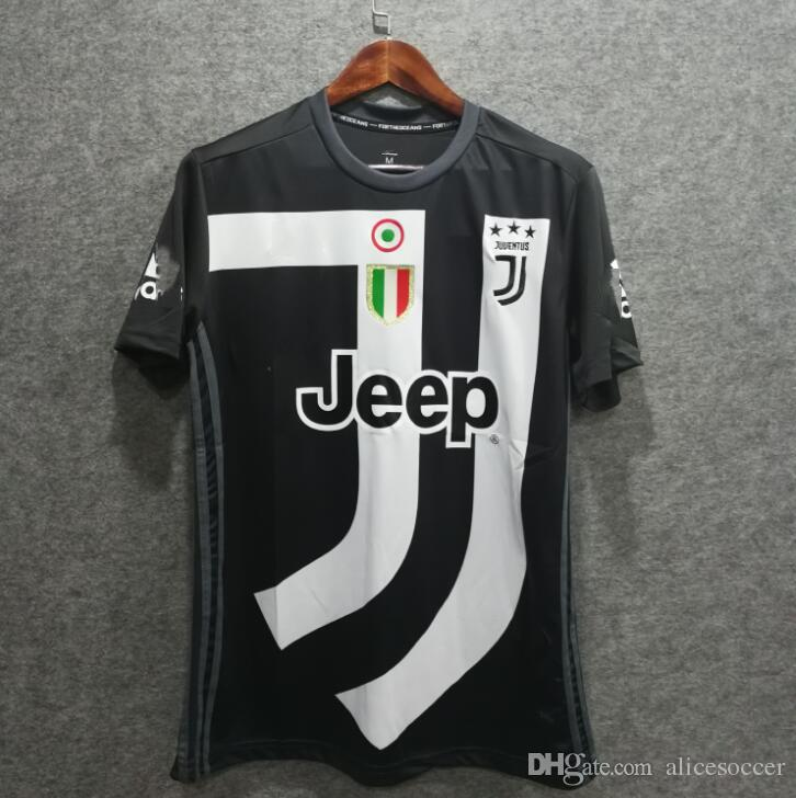 info for c62d8 2753b ^_^ 18/19 Juventus soccer game version custom name number top Thai 3AAA  quality soccer uniform football jersey dybala ronaldo