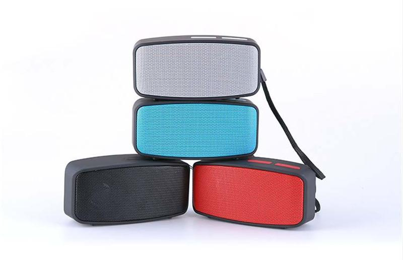 Factory Direct N10U Mini Bluetooth Stereo Portable Outdoor Mobile Computer Portable Speaker Card Subwoofer Bluetooth Audio DHL