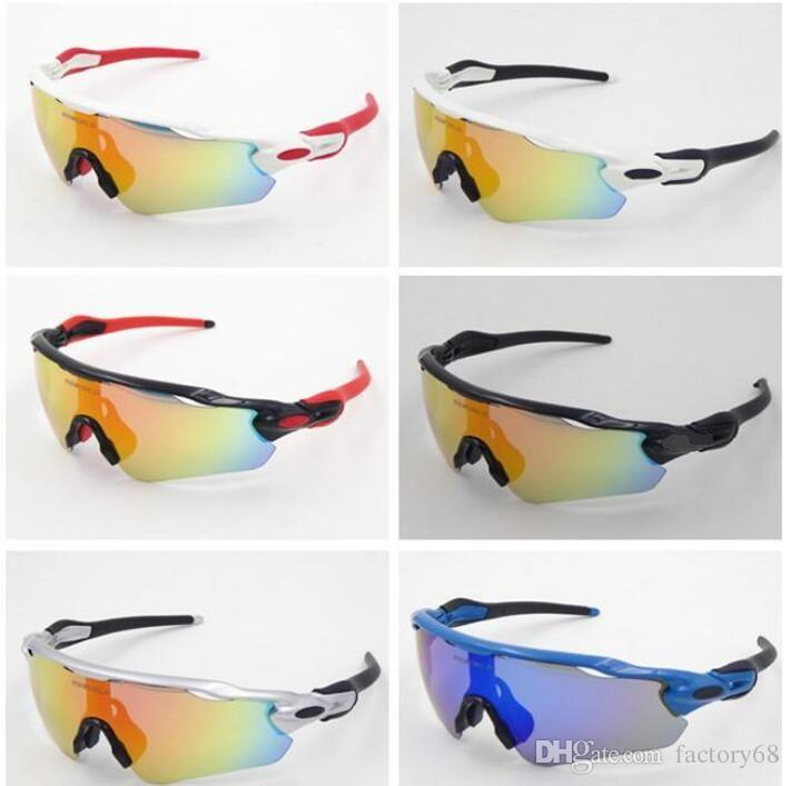 ff775f6bf4c New Brand Radar EV Pitch Polarized Sun Glasses Coating Sunglass for ...