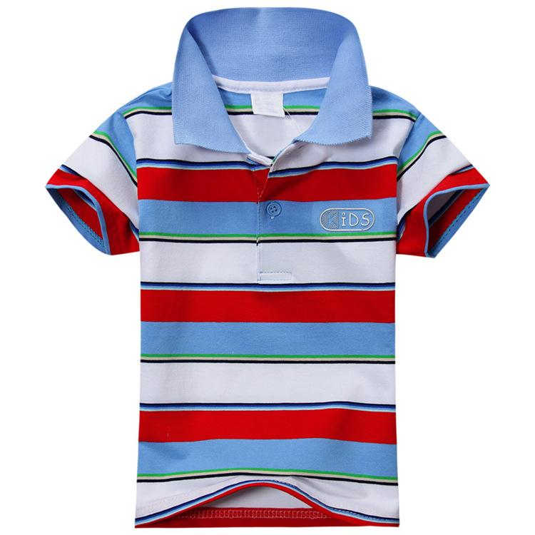 313d78f0 2019 Kids Clothes Striped Kids Boys Polo Shirt Short Sleeve Summer Baby Boys  Children Clothing Kids Polo Infantil Clothes Shirt Polo From Roohua, ...