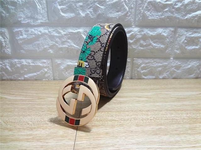 8e2f33353 Compre Cintos De Cintura De Tigre Colorido Cinto De Couro Genuíno De Alta  Qualidade Liga Fivela Lisa Moda Unisex Design Partido Cintos De Couro  Cintur .