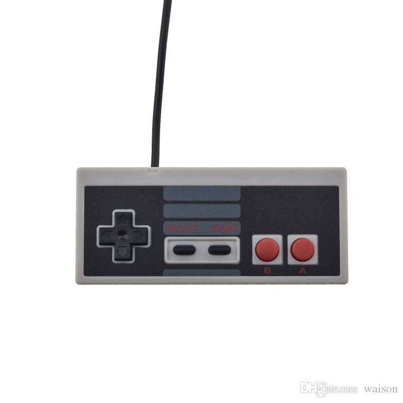 USB Interface wired Controller for PC Computer Game Famicom Gamepad not for NES FC classic Hot Sale DHL