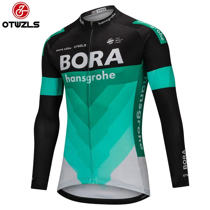 Cheap Quick Step Cycling Jersey Long Sleeve Best Fluo Cycling Jersey 3499dfb75