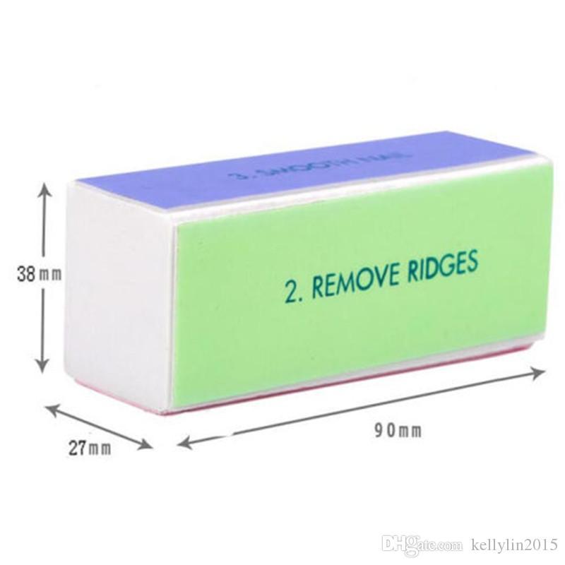 네일 파일 매니큐어 키트 청소 브러쉬 세트 튼튼한 버핑 그릿 모래 손톱 아트 버퍼 샌딩 UV 젤 폴란드어 도구
