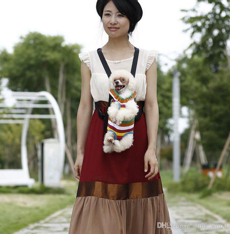 Бренд собака перевозчиков Pet щенок перевозчик путешествия собака сумка рюкзак дышащий сумки для домашних животных сумки гамак 12 конструкций YW1215